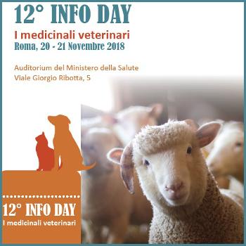 12° INFODAY - I MEDICINALI VETERINARI @ Auditorium Ministero della Salute